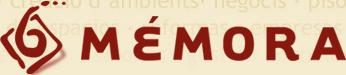 Memora – Projectes i execució Logo